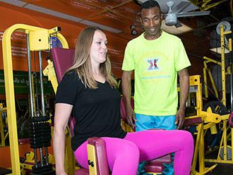 Marina del Rey Fitness Center Gallery