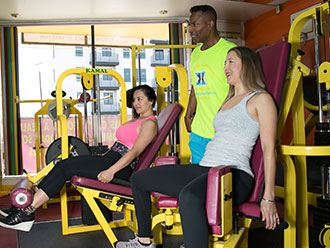 Marina del Rey Fitness Center Gallery